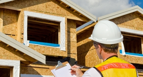Home construction growth surges.