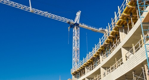 Housing construction is up, but mortgages are growing more slowly.