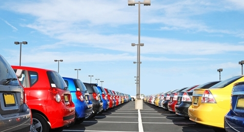 Interest rates can be a deciding factor between a new and a used car.