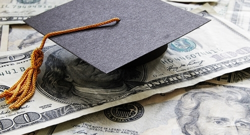 Private loans are especially common among graduate students.