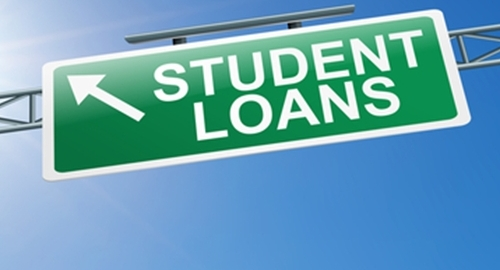 Student loans still an issue
