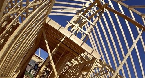 With housing starts on the rise, the economy is likely to see a major boost as more construction jobs will be created.